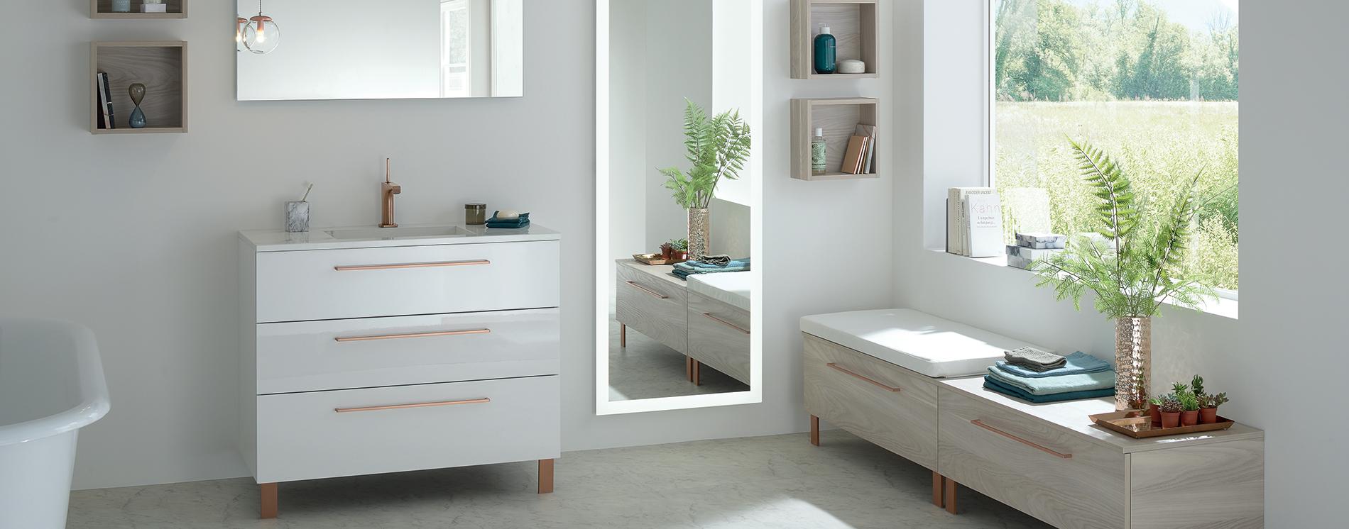Al onze gamma 39 s voor de badkamer sanijura for Brossette salle de bain