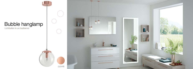 Bubble collectie, ontwerplampen in geblazen glas - Sanijura
