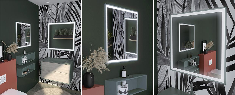 Spiegel Quattro - Sanijura