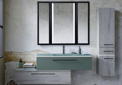 Spiegel triptyque - Sanijura